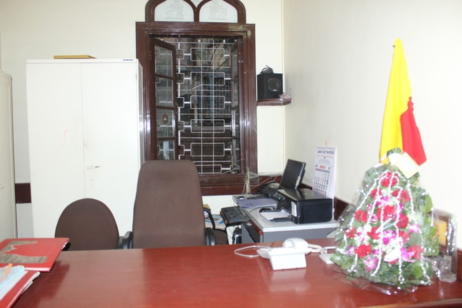 Administrative Office : Photography By Venkatesh A.G.